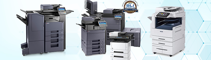 Copier Sales August California